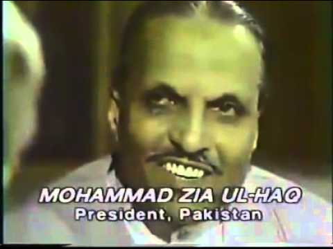 Watch How General Zia ul Haq Fooled America To Make Nuclear Bomb  Exclusive Vide
