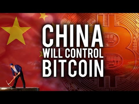 China Will Control The Bitcoin Network... (At Current Prices)