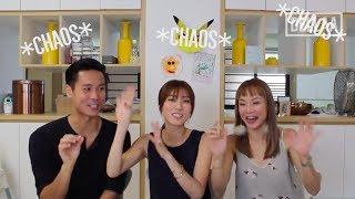 Andie Chen & Kate Pang | Marriage vs Parenthood