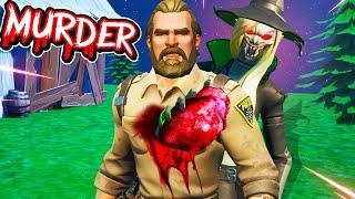 Psycho Mörder will dein Herz!  | Fortnite Mörder Modus!
