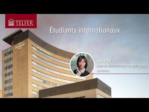 Étudiants internationaux