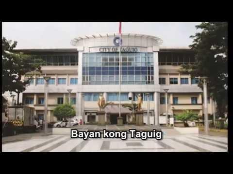Himno  ng Taguig - Martsa ng Taguig