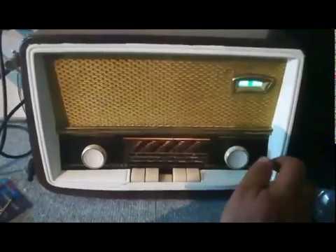 Radio  Wega Stuttgart 837