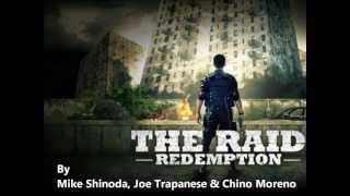 "Mike Shinoda, Joe Trapanese & Chino Moreno - Razors Out (Soundtrack of ""The Raid: Redemption"" 2012)"