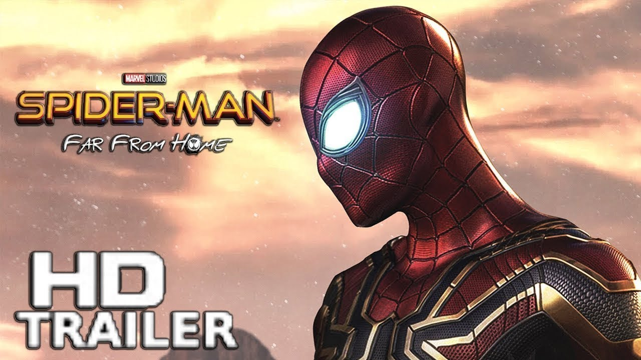 Download SPIDER MAN  FAR FROM HOME Trailer 2019
