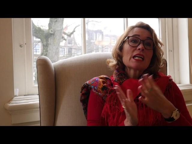 Iris Sommer over de invloed van sport op hersenen