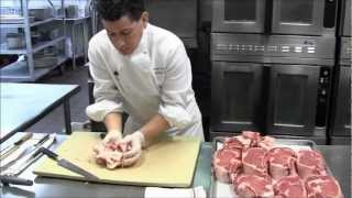 Ride 'em Cowboy: Preparing a Cowboy Steak