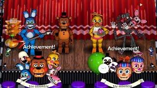 Freddy Fazbears Pizzeria Simulator Animatronics — BCMA
