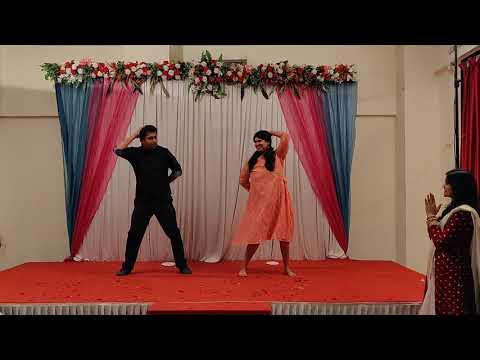 Ek Main Aur Ek Tu - Nikhil & Sanchita Dance Performance (16th March 2019)