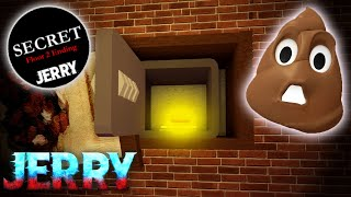 ROBLOX JERRY FLOOR 2 SECRET ENDING..