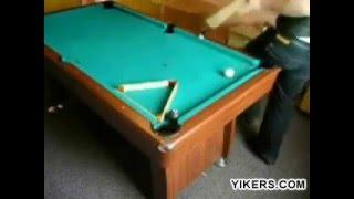 神人級桌球技術