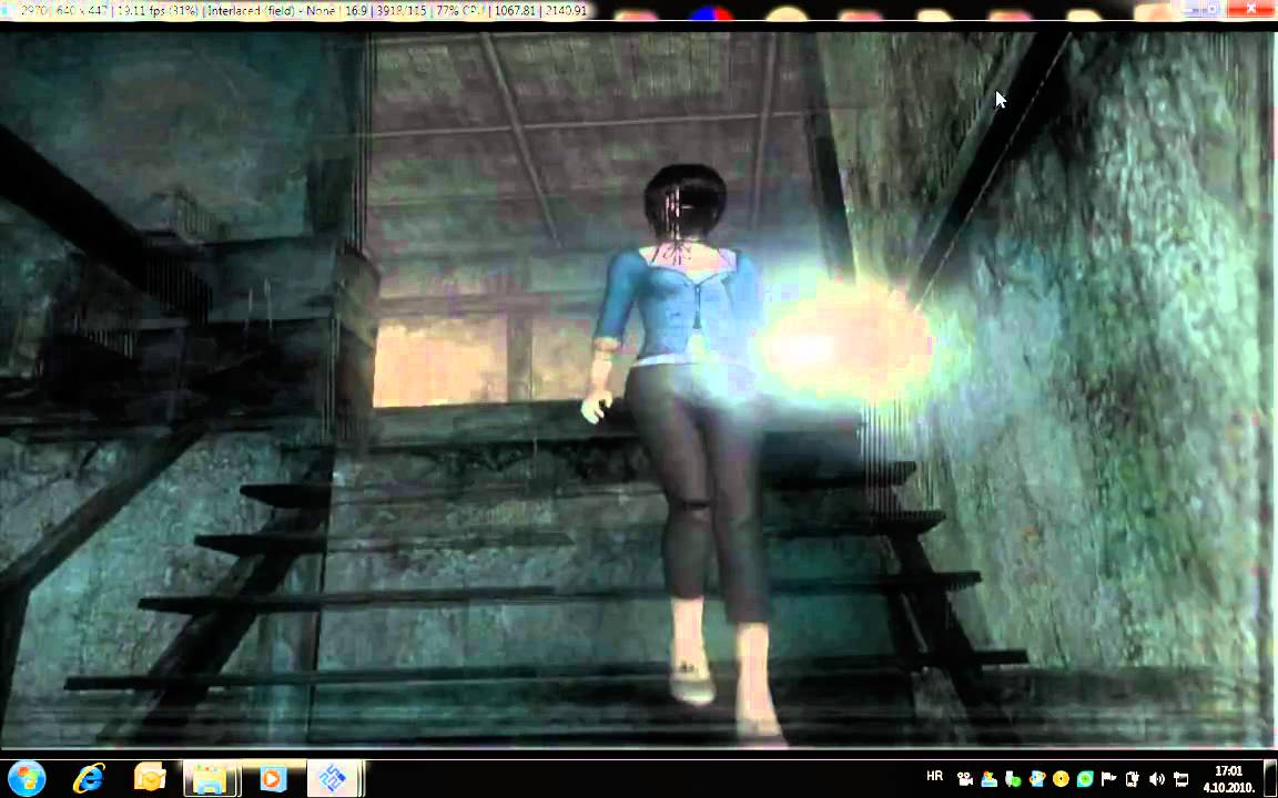 fatal frame 3 two problems and fix tutorial (pcsx2 only) - YouTube