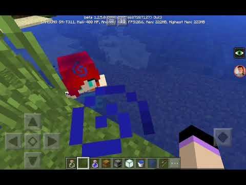 Подводный дом русалки