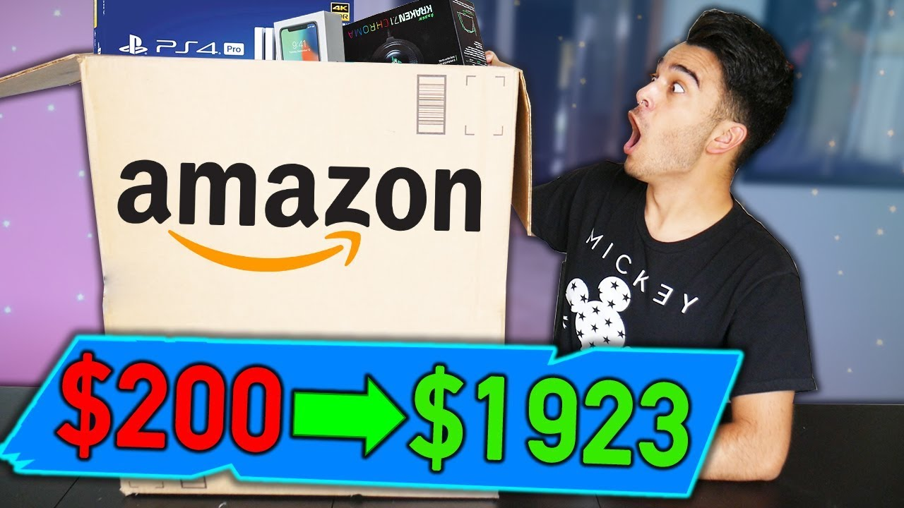 i-paid-200-for-1-923-worth-of-mystery-tech-amazon-returns-pallet-unboxing