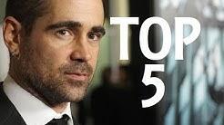 COLIN FARRELL TOP 5 MOVIES