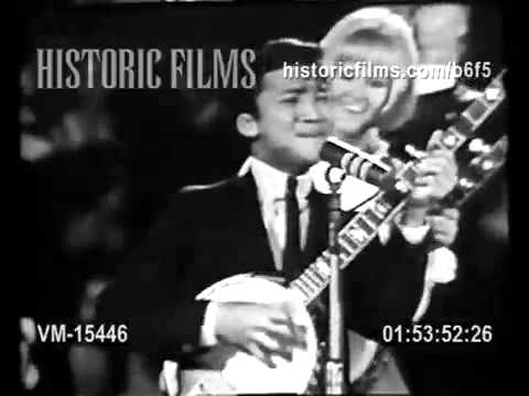 Barry McGuire w NEW CHRISTY MINSTRELS 1963 THIS TRAIN from HOOTENANNY