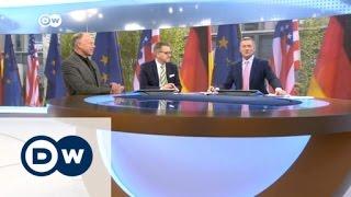 Green party's Trittin on Trump presidency | DW News
