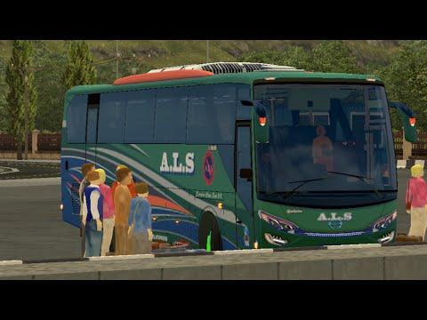 ETS 2 ALS Kejar Jam Trayek Terminal Kota Gersik