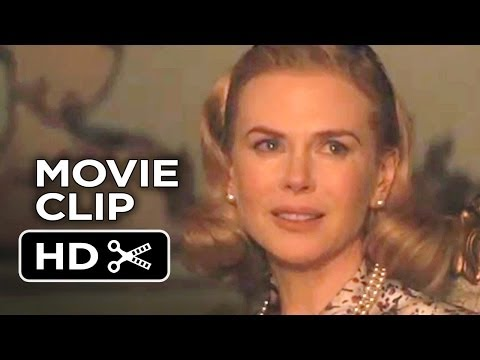 Grace Of Monaco Movie CLIP - Hitchcock Offered A Role (2014) - Nicole Kidman Movie HD