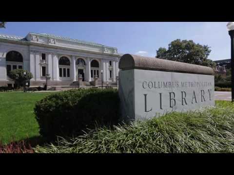 Columbus Metropolitan Library - Main Library Wallbreaking