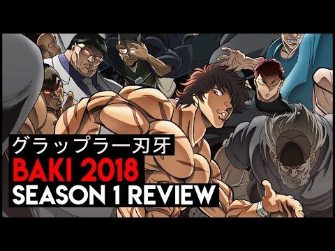 Baki Season 1 Review – Osaka Ghoul