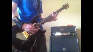 "Underoath - ""In Regards to Myself"" Guitar Cover"