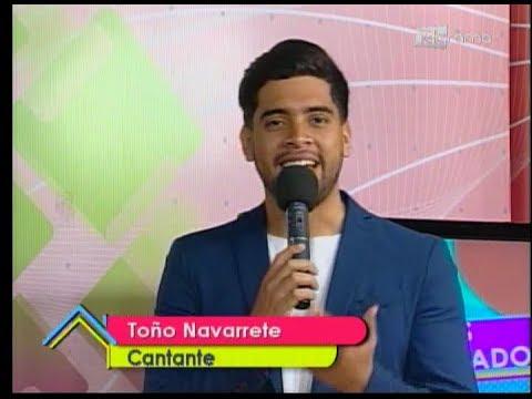 Toño Navarrete Cantante