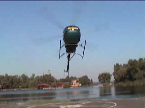 Aerocopter AK1-3 Light Helicopter from  ROTOR F/X LLC (available as an experimental kit)