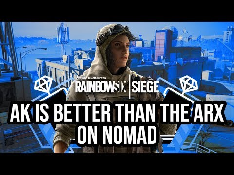 AK Is Better Than The ARX On Nomad | Kanal Full Game