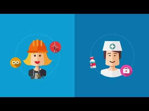 HomeStart Finance Corporate Video - Animation