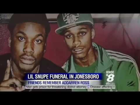lil snupe funeral coverage, Download or watch