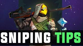 Destiny PvP Tips - Gunslinger Sniping