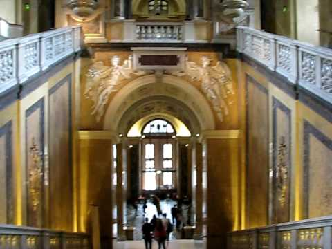 The Naturhistorisches Museum Wien (en: Museum of Natural History of Vienna) or NHMW is a large museum located in Vienna, Austria. [1] [2] The collections displayed cover 8,700 m²