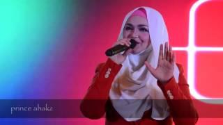 DATUK SITI NURHALIZA - LEBIH INDAH (LIVE)