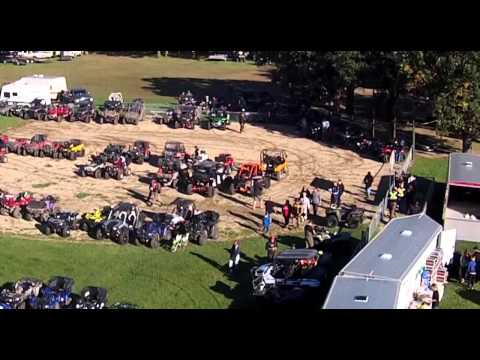 St Jean 2015 ATV Derby - And they're off!