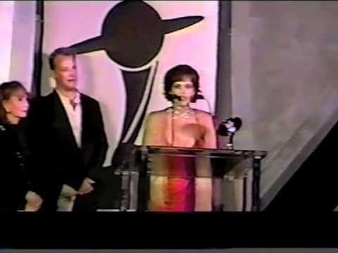 Justina Vail wins Saturn Award