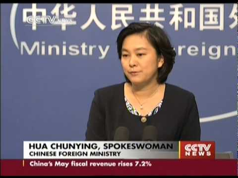 China says oil drilling completely civil operation