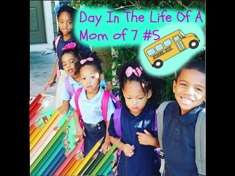 Day In The Life Of A Mom Of 7 #6