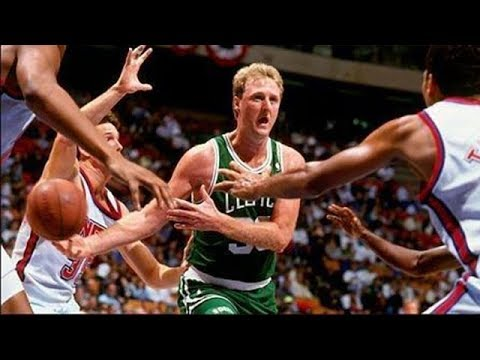 Larry Bird - The GOAT of Passing
