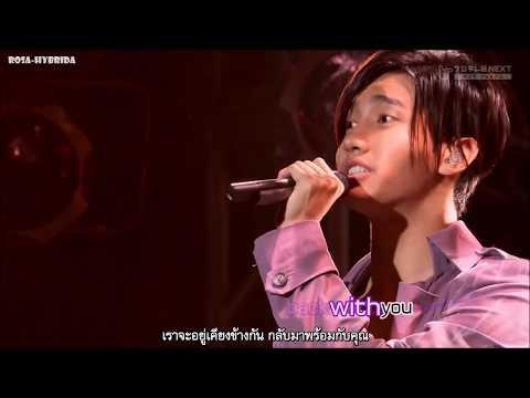 [Karaoke] ★ Tohoshinki - Back To Tomorrow (Thai Lyric & Trans)