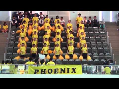 SGSS Swimming Gala Cheering Competition - Phoenix House
