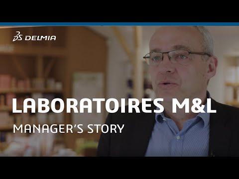 Laboratoires M&L - Manager's story