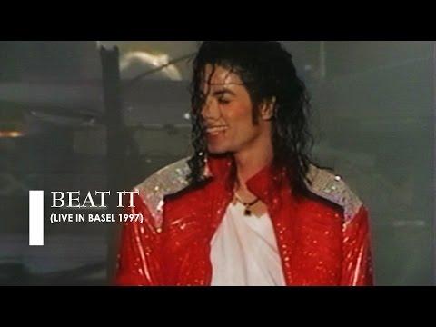 "Michael Jackson - ""Beat It"" [live in Basel] (60fps)"