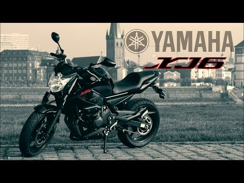 Yamaha XJ6 Test Ride