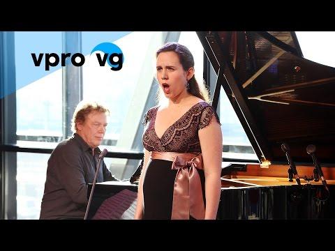 Katrien Baerts & NAP - Shostakovich Opus 127 - Ophelia's Song (live @Bimhuis Amsterdam