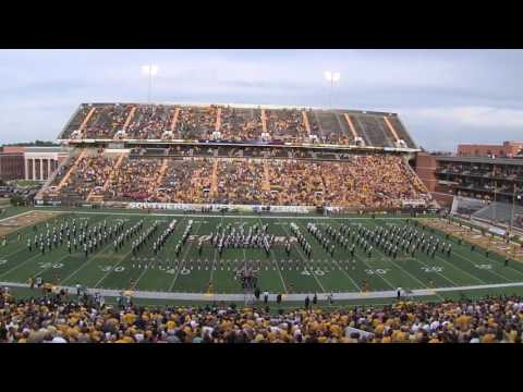 Pride of Mississippi Pregame - First Home Game