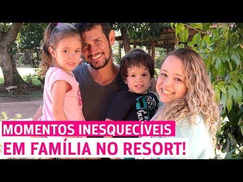 VLOG: FINAL DE SEMANA NO PARAÍSO! | SANTA CLARA ECO RESORT