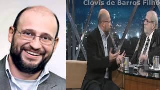 PARTE 1 - Clóvis de Barros Filho no Jô - Melhor entrevista de todos os tempos no Jô 27/09/2013