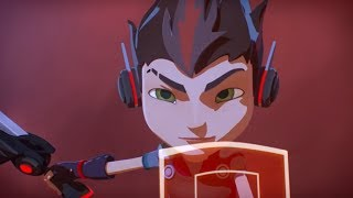 Герои Энвелла - 3 серия трейлер - новый российский мультфильм для детей и подростков