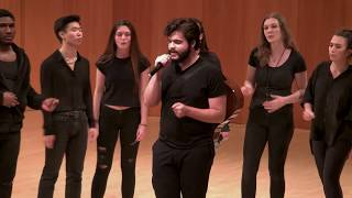 River Leon Bridges A Cappella Cover - Drew University 39 s All of the Above.mp3